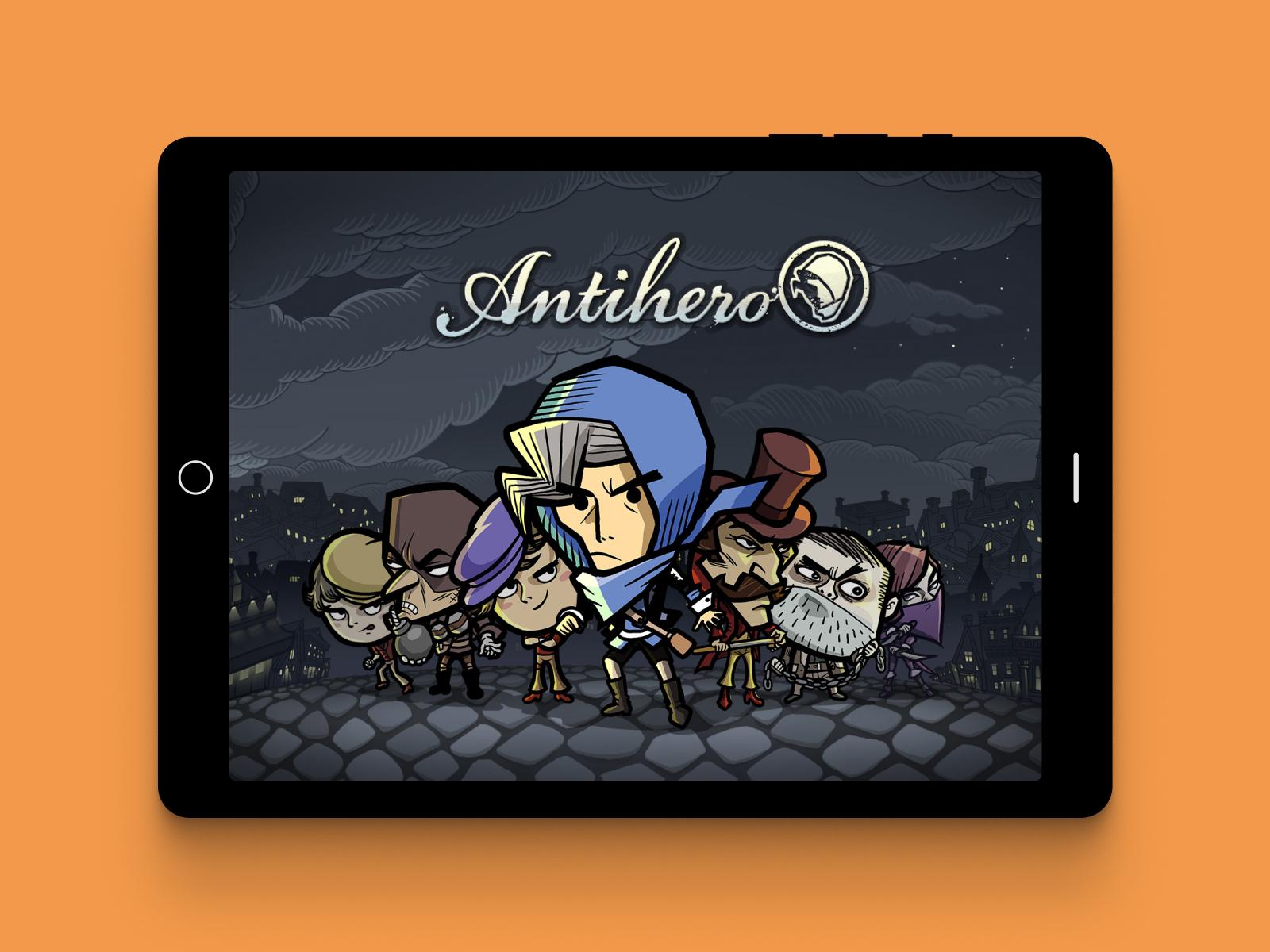 Antihero0