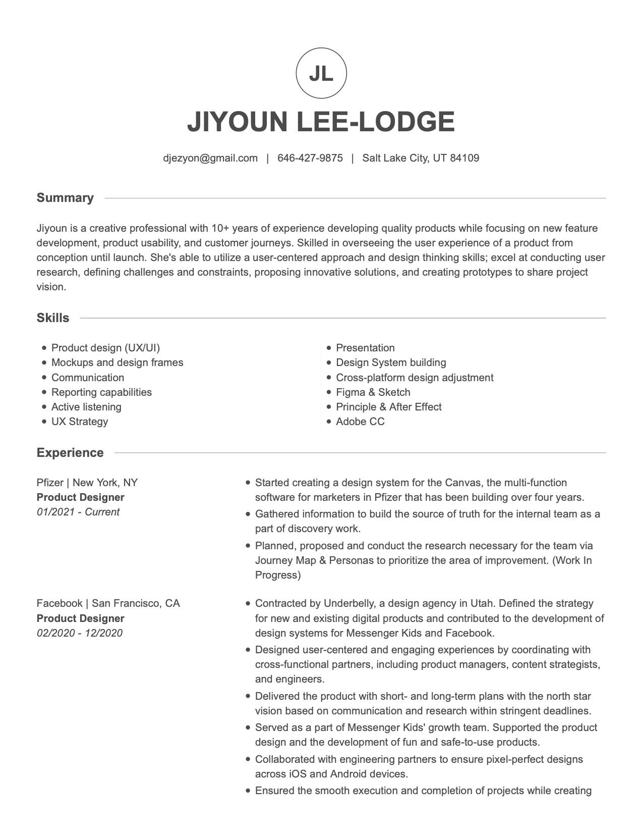 JiyounLeeLodge_Resume2021S-